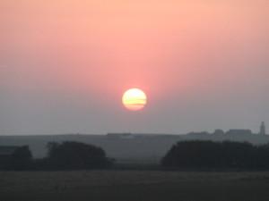 SunsetRedStripe5