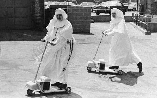 nunscooters